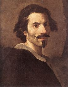 Zelfportret van Gianlorenze Bernini © Wikipedia