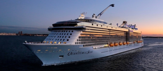 Smart connect op Anthem of the Seas