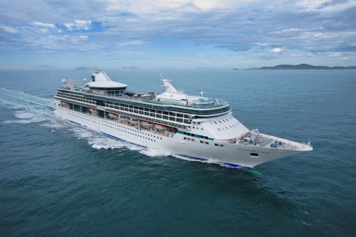 Dubai cruise 2015-2016 aan boord van Splendour of the Seas
