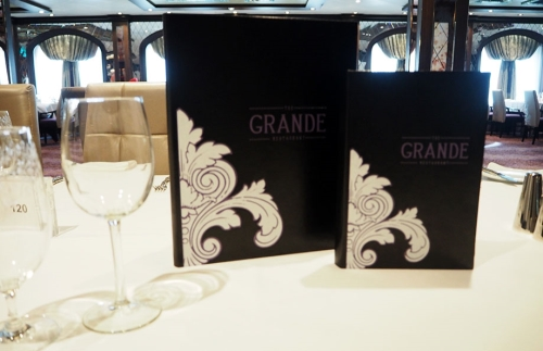 Dineren op niveau in The Grande